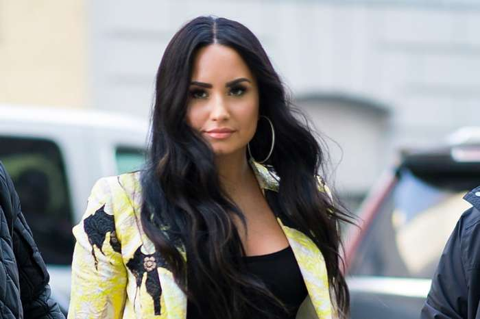 Demi Lovato Reacts To The Reports That She's Broken Her Sobriety Again!