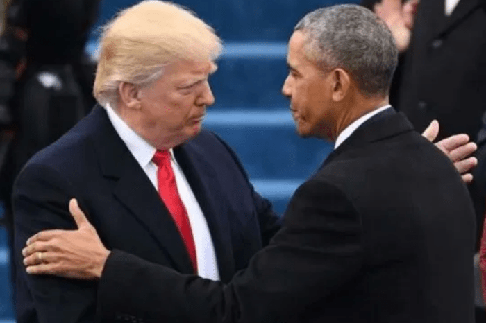 Donald Trump and Barack & Michelle Obama Top 2019's 'Most-Admired' Gallup Poll