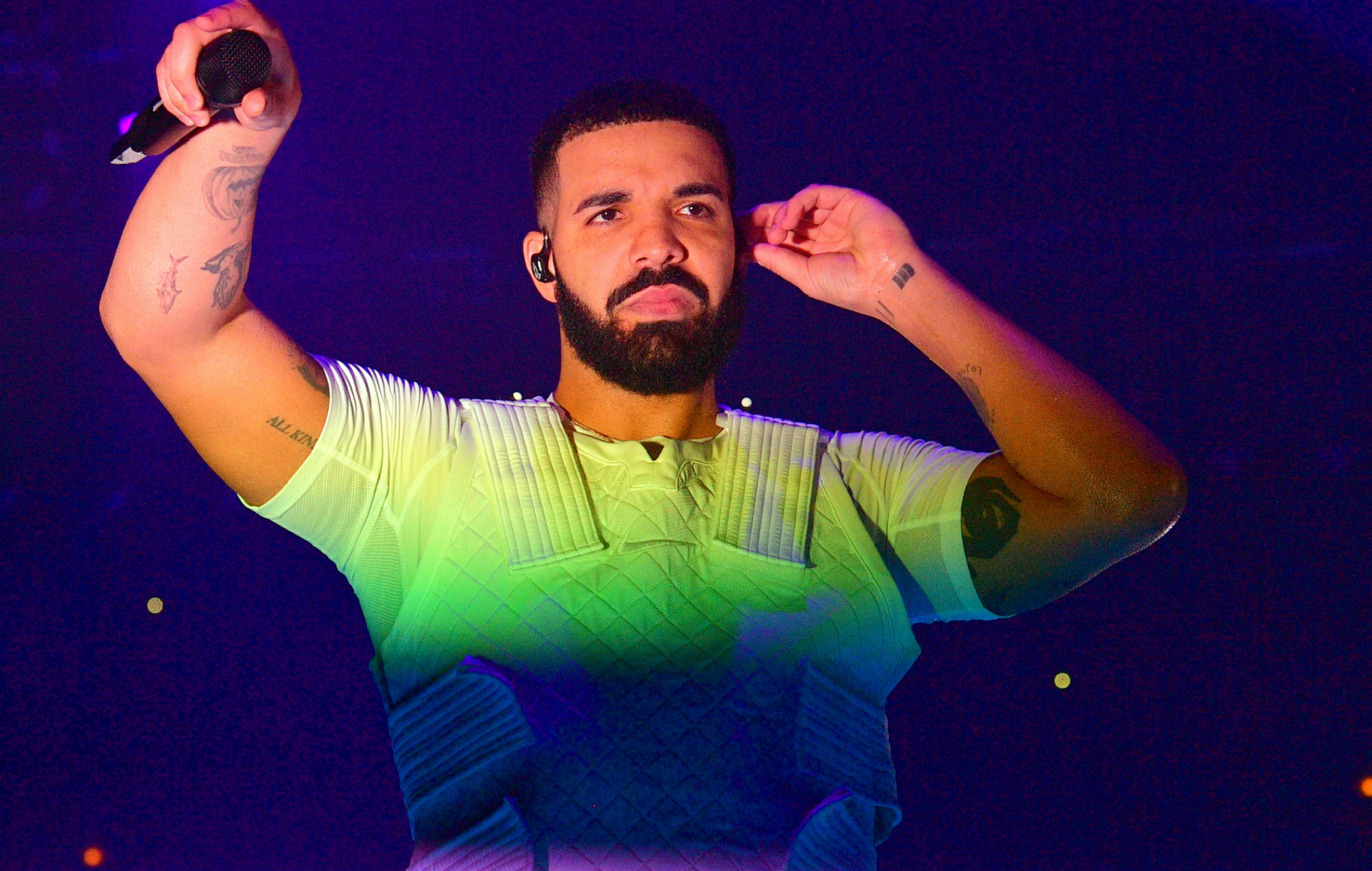 Drake Speaks On The Qualities That A Woman Should Have In Order To Be With Him; He Also Talks About J Lo - See The Video