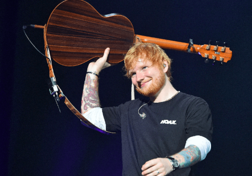 Ed Sheeran Reveals He Has Lost 50 Pounds In Six Months, And This Is How He Did It!