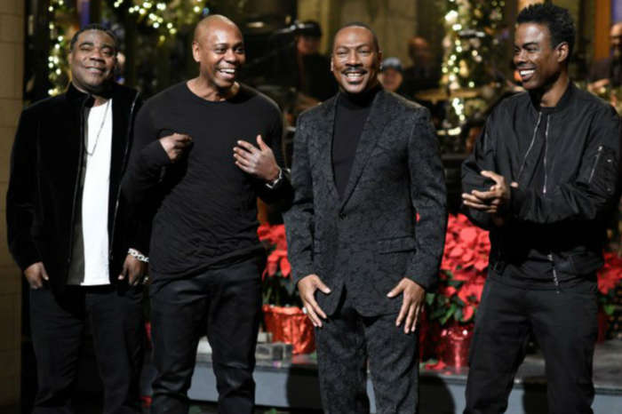 Eddie Murphy's Return To Saturday Night Live Scores Huge Ratings