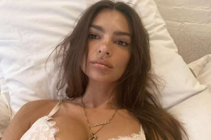 Emily Ratajkowski Stuns In New Intimate Photos Going Viral And Shows Off Figure Live For The Haters