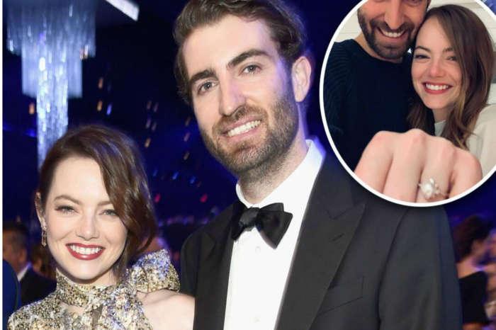 Emma Stone Engaged To Longtime Boyfriend Dave McCary