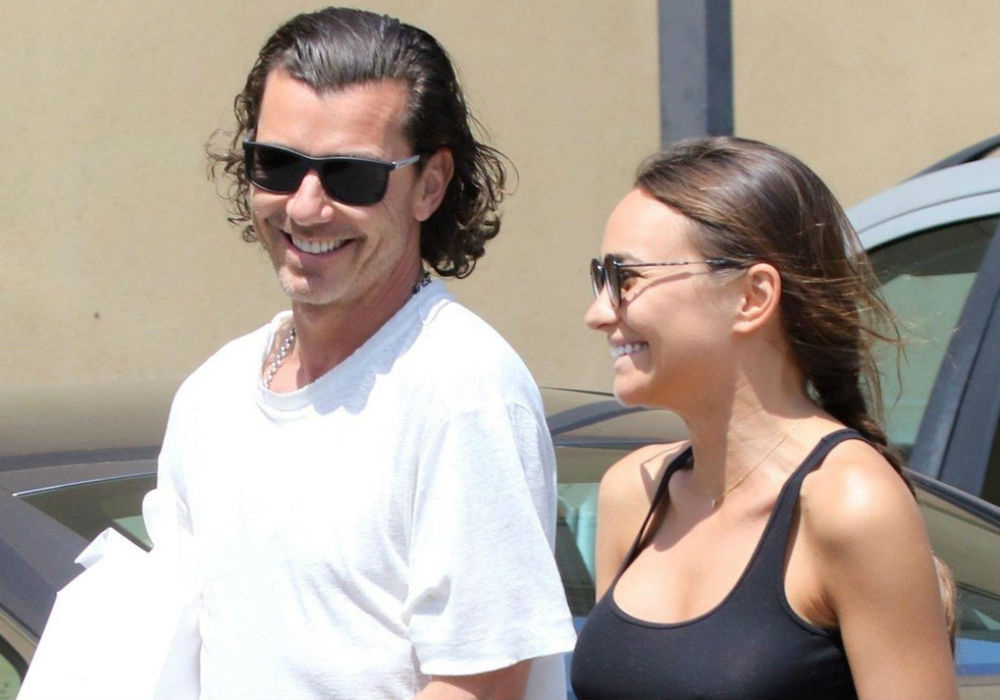 Gavin Rossdale Spotted With His 27-Year-Old Girlfriend Natalie Golba During Christmas Shopping Trip In Beverly Hills