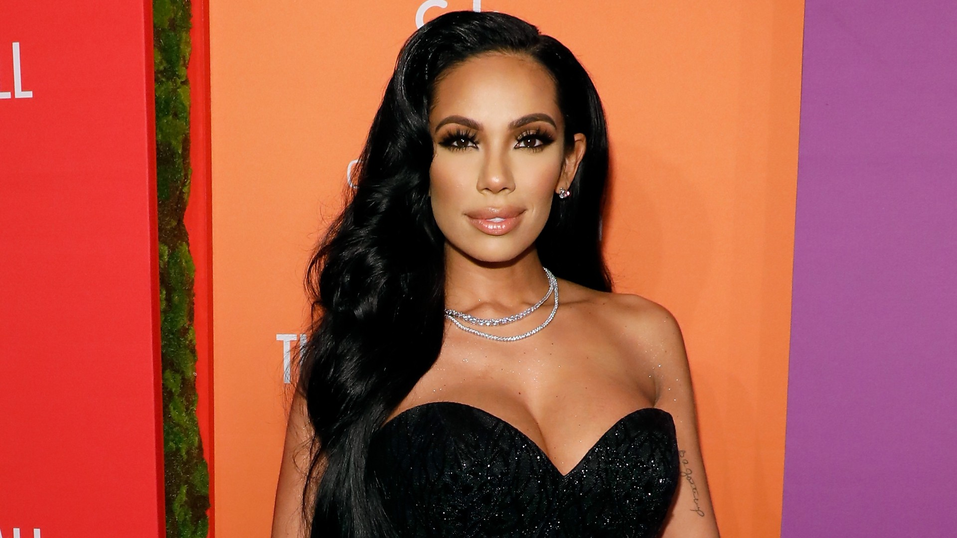 Erica Mena's Fans Cannot Believe That She Can Still Wear Heels: 'You've Been Slaying This Pregnancy'