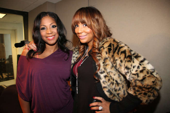 Tamar Braxton Is Happy For Her Sister, Trina Braxton Who Is Getting Married Today