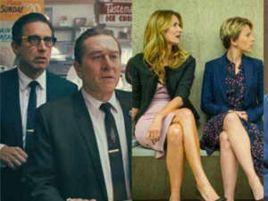 Netflix Leads Golden Globes 2020 Nominations With Marriage Story, The Irishman, The Crown, Unbelievable And The Kominsky Method
