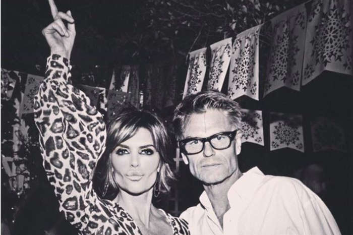 Harry Hamlin Told Lisa Rinna 'You Can't Do This' When She Agreed To Join RHOBH Cast, Says He Has 'A Divorce Lawyer On Speed Dial'