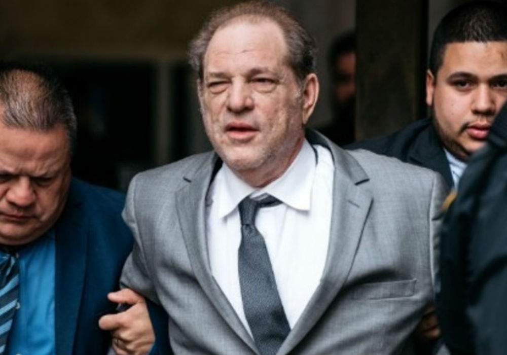 Harvey Weinstein Looked Decrepit At Recent Court Hearing - Here's Why
