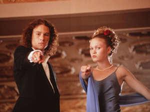 Julia Stiles Fondly Recalls Working With Heath Ledger