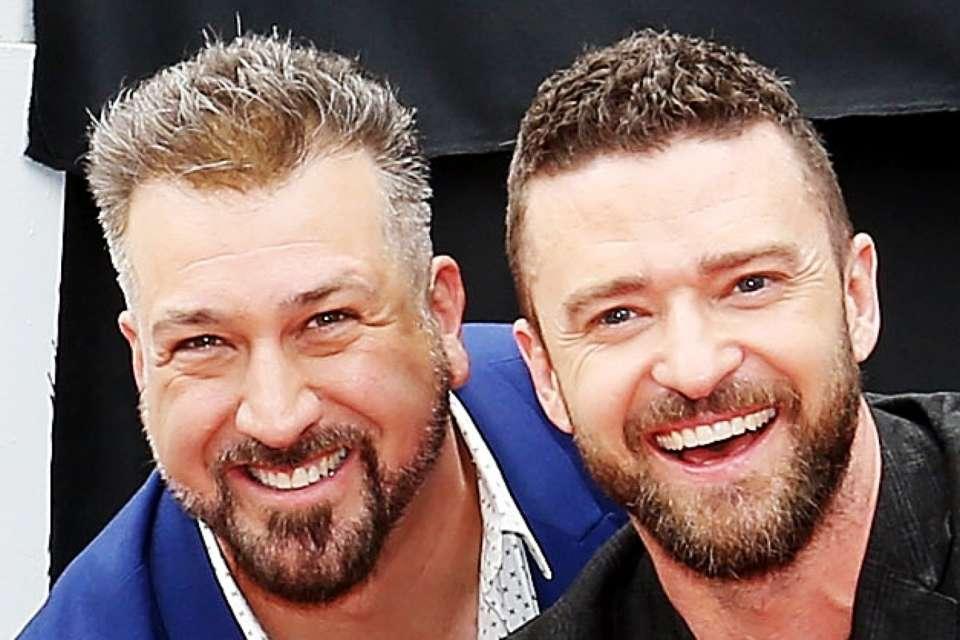 Joey Fatone Comes To Former NSYNC Bandmate Justin Timberlake's Defense After His Alisha Wainwright Scandal