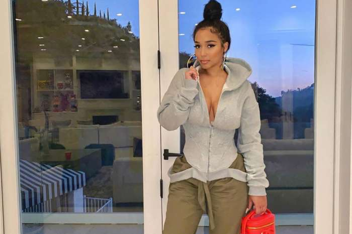 Tristan Thompson's Former Girlfriend, Jordan Craig, Stuns In Jaw-Dropping Floor-Length Dress -- Photo Has Fans Confused And Asking If She Is Engaged