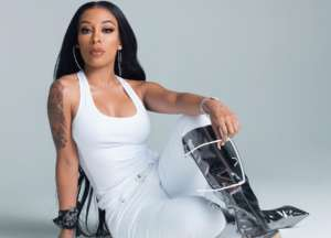 K. Michelle Gets Vulnerable In New Photo Where She Shows Off Her Post-Surgery Body And Speaks About The Healing Process