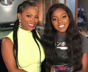 Kandi Burruss Explains In New Video Why She Does Not Step In Between Husband Todd Tucker And His Daughter, Kaela