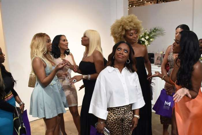 This Video Of Kenya Moore Saying People Mistake Her For Beyonce And Porsha Williams Disagreeing Has Fans Laughing Their Hearts Out