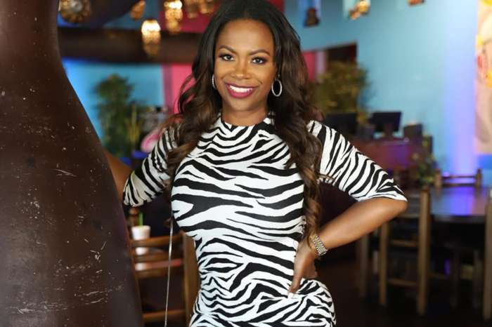 Kandi Burruss' Daughter, Blaze Tucker Is Loved Beyond Measure And You Can Tell This Form A Single Photo