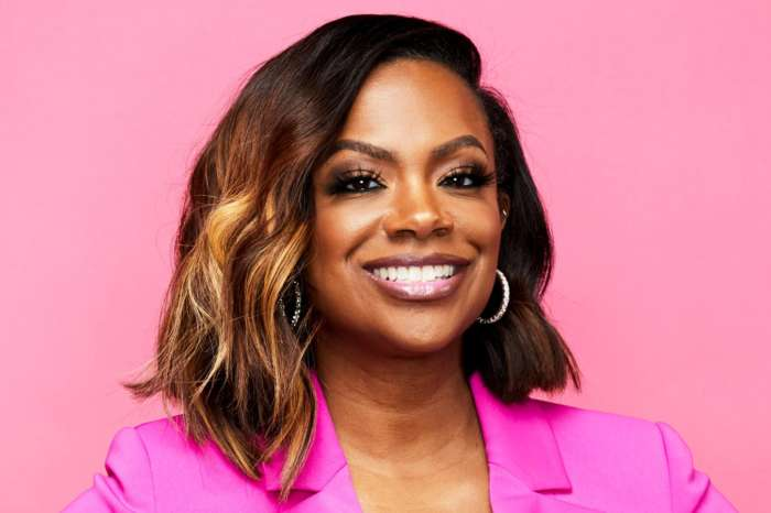 Kandi Burruss Just Shared The Very First Photo Of Blaze Tucker's Face Ahead Of Christmas And She's An Angel! - See It Here