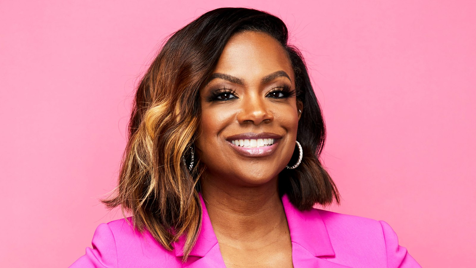 Kandi Burruss Just Shares The Very First Photo Of Blaze Tucker's Face And She's An Angel! - See It Here