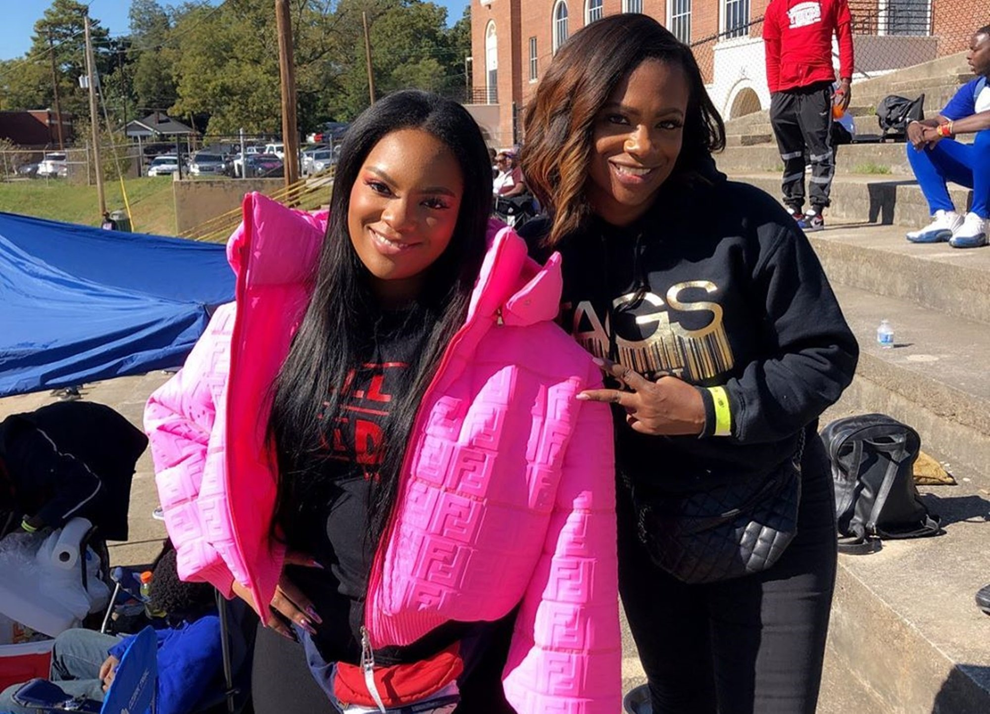 Kandi Burruss Proudly Announces Fans That Her Daughter, Riley Burruss Got Accepted Into NYU - See The Video