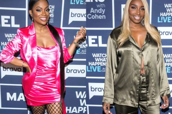 NeNe Leakes Gets Tickets To A Fight From Floyd Mayweather And Enjoys The Outing With Kandi Burruss And More Pals
