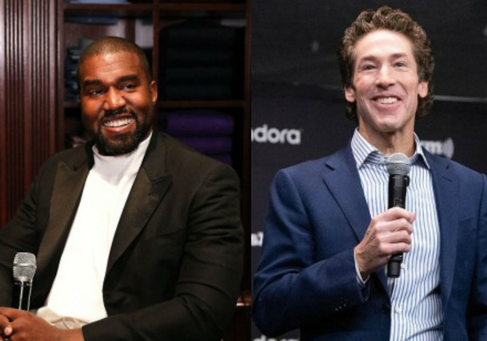 Kanye West joining Joel Osteen for Yankee Stadium event