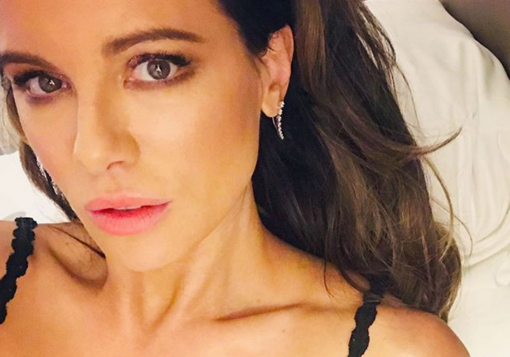 Kate Beckinsale Says The Secret To A Happy Marriage Is 'Not Living In The Same House'