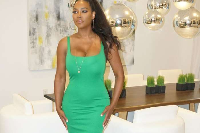 Kenya Moore Reminds Marc Daly What He Is Missing In Scantily-Clad Photo That Got Tiny Harris In Hot Water With 'Real Housewives Of Atlanta' Fans For Doing This