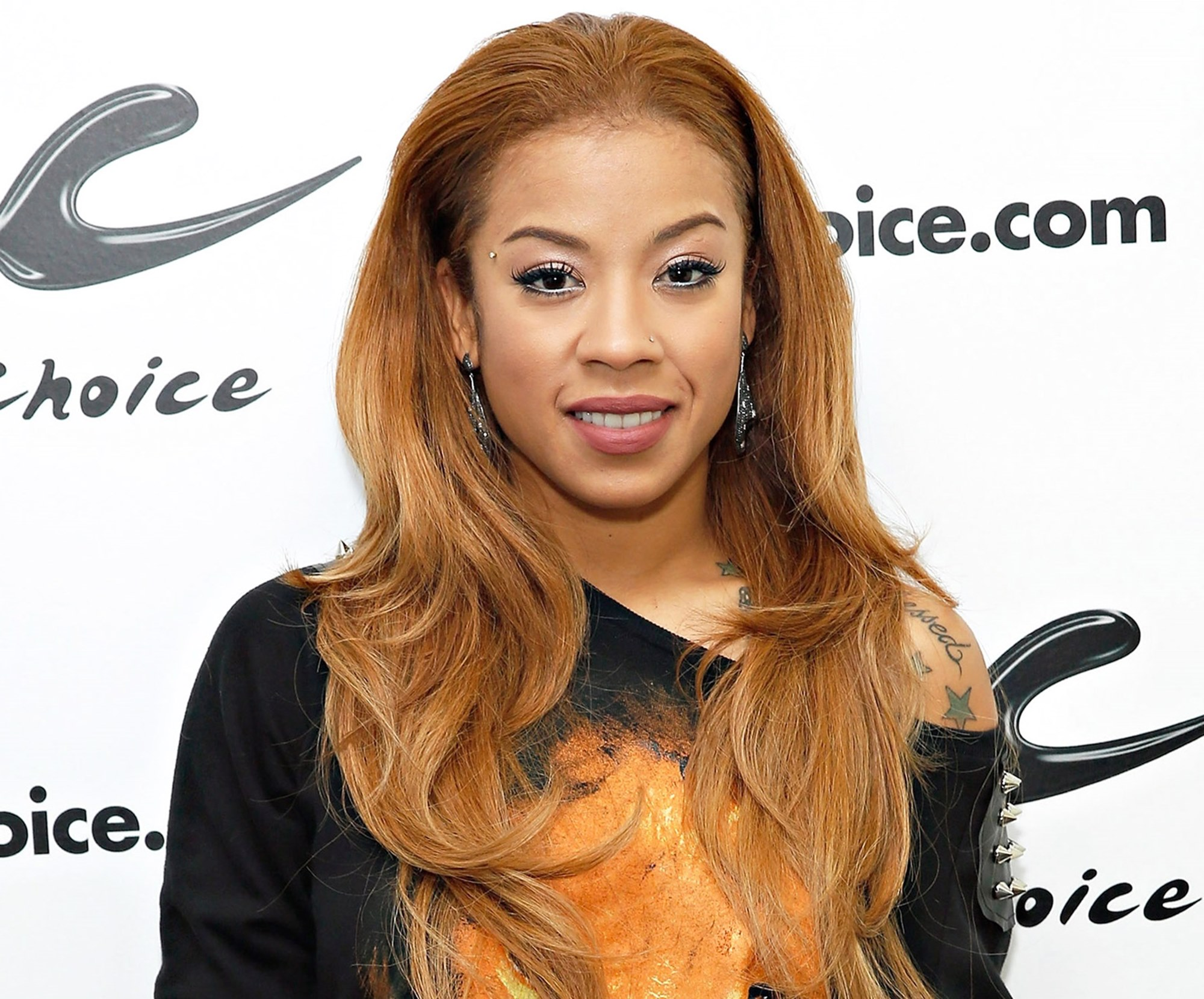 Keyshia Cole Mother Frankie Lons Father