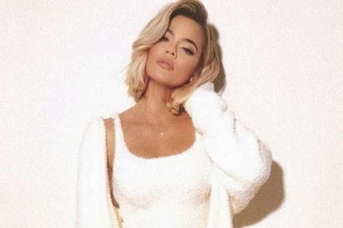 Khloe Kardashian Debuts New, Shorter Classic Bob With A Wave