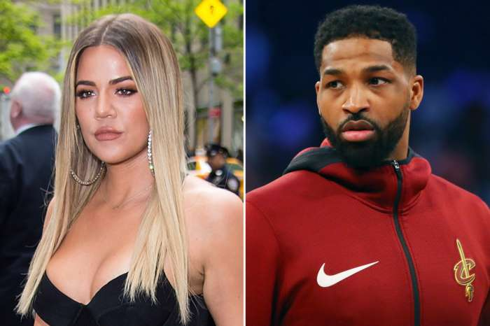 Khloe Kardashian Does This When She Gets Drunk, And Her Baby Daddy, Tristan Thompson, Is Not Too Happy About It