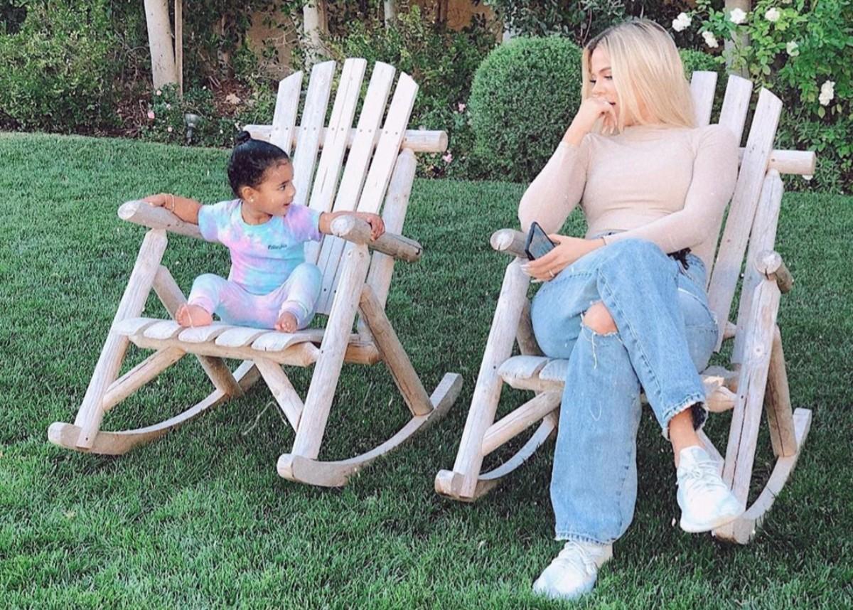 Khloe Kardashian Gets Slammed For Calling Nearly Two-Year ...