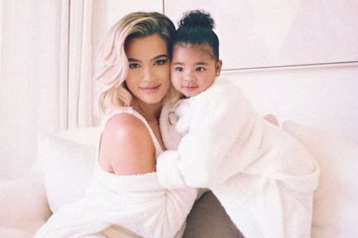 Khloe Kardashian Shares Sweet Photo With Mini-Me Daughter True Thompson But People Say She's Unrecognizable