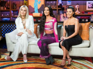 KUWK: Khloe And Kim Kardashian Blast Kourtney For Not Being More Open On Show