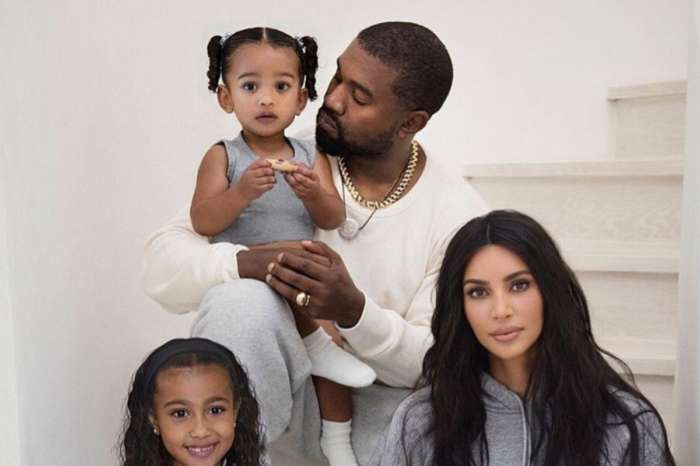 The Kim Kardashian, Kanye West 2019 Family Christmas Card Is Here In All Its Relaxed-Holiday Splendor