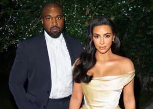 Kim Kardashian Accused Of Photoshopping North West In Their Family  Christmas Card