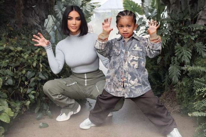 Kim Kardashian Shares New Photos Of Saint West's Epic Jurassic Park Fourth Birthday Party