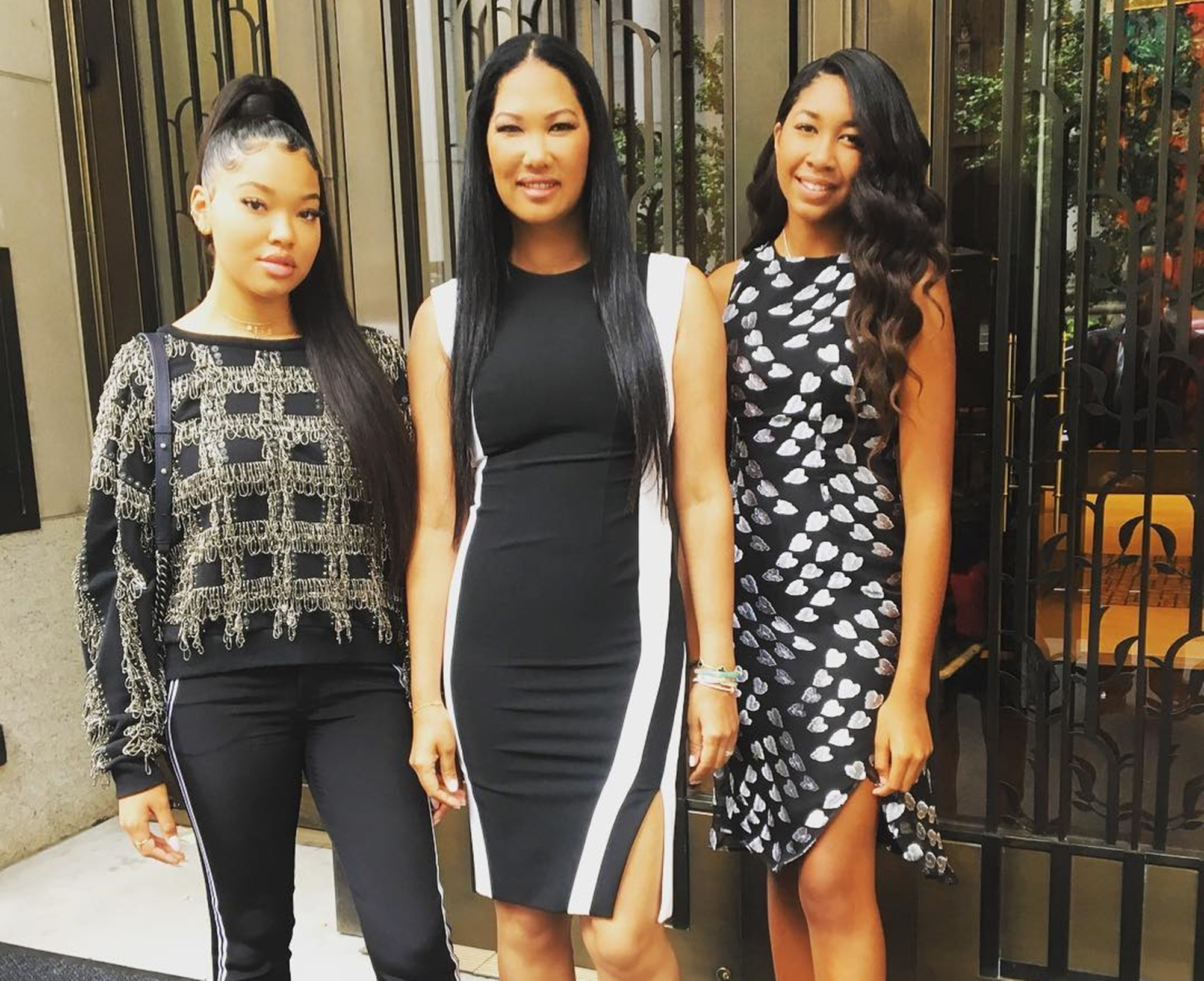Kimora Lee Simmons Leissner Ming Aoki