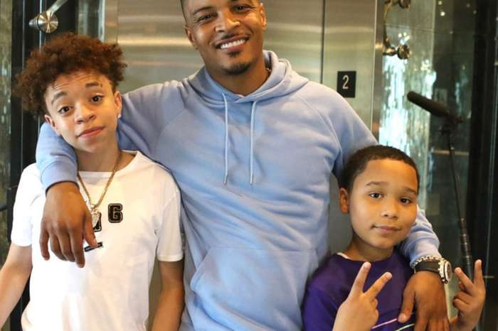 T.I. Praises His Son, King Harris - See The Message About His Talented Son