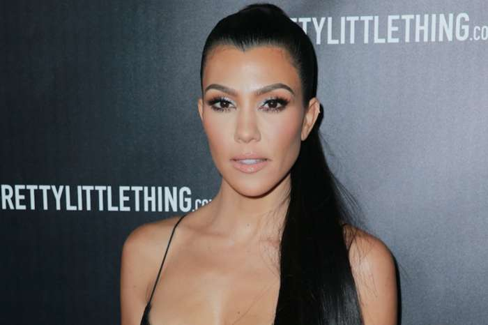 Kourtney Kardashian Says Her 4-Year-Old Son Reign Is Like 'Tarzan' While He Climbs Jungle Gym