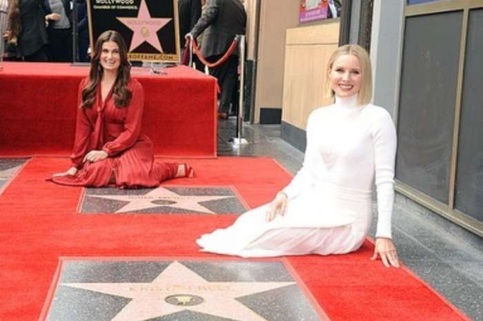 Frozen's Idina Menzel And Kristen Bell Get Stars On The Hollywood Walk Of Fame — Watch The Red Carpet Video