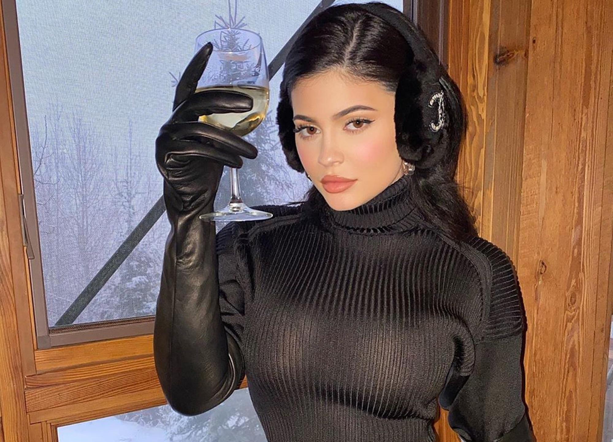 Kylie Jenner Travis Scott Thirst Trap