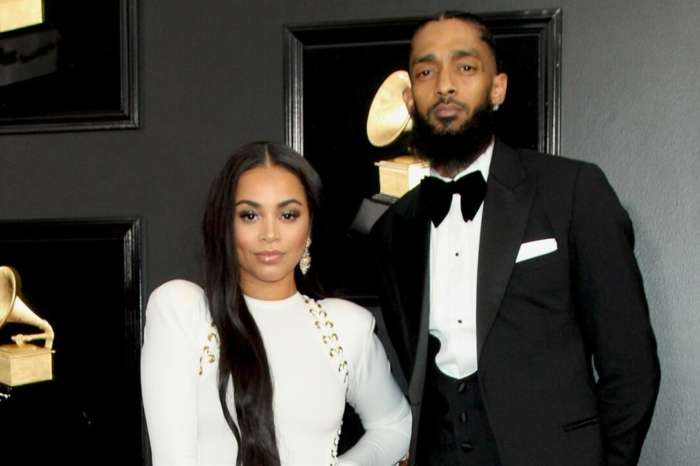 Lauren London Pays Tribute To Nipsey Hussle - Shows Off Tattoo Of His Portrait In Emotional Puma Ad