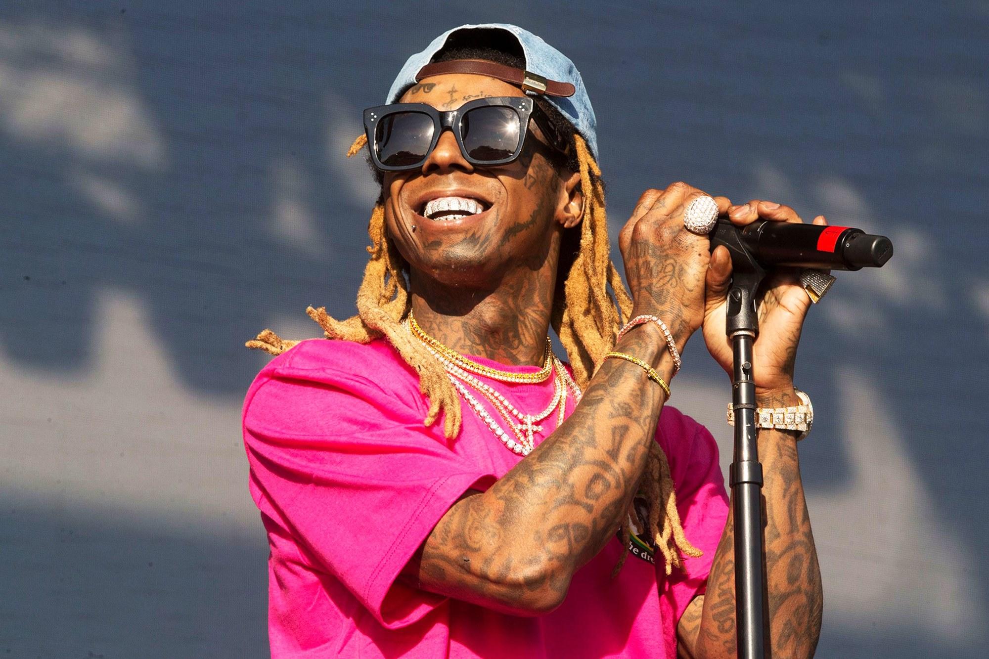 Lil Wayne Arrested In Florida Plane