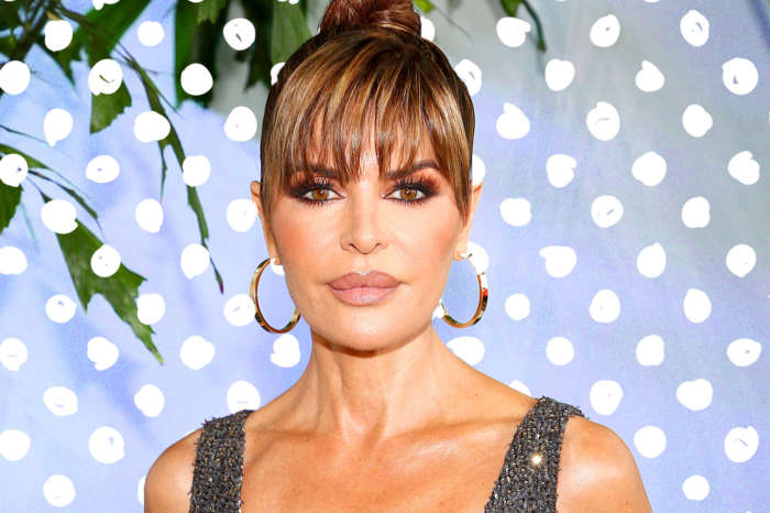 Lisa Rinna Dances With Daughter And Her Boyfriend In Matching Christmas Pajamas - Check It Out!