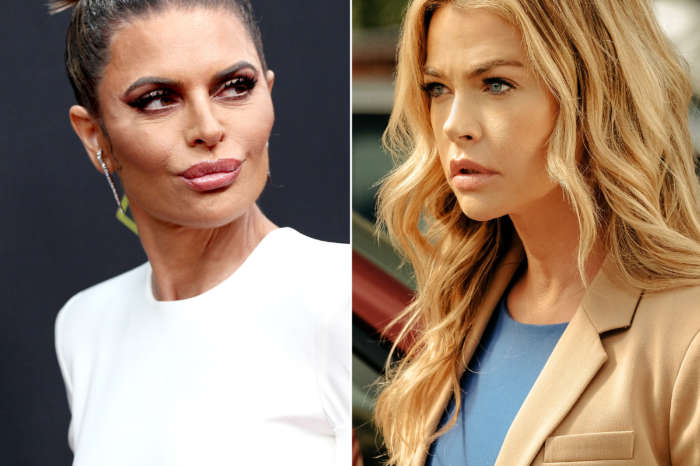 Denise Richards Reportedly 'Really Sad' About Her Lisa Rinna Argument