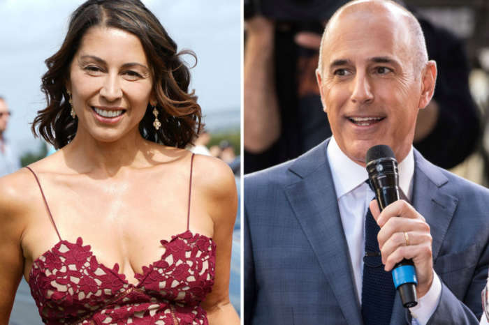 Matt Lauer Has A New Girlfriend, And She Looks Just Like His Ex-Wife Annette Roque