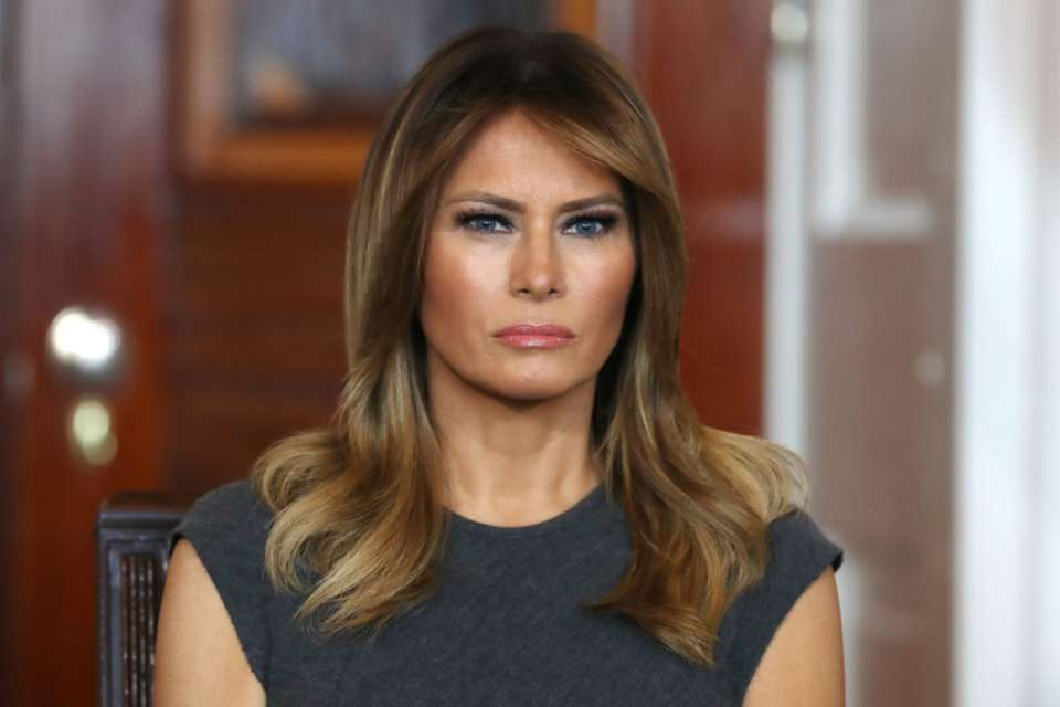 Melania Trump Is Called A Hypocrite By This TV Host For Never Calling Out The Donald Over His Mean Remarks And Having A Fake Outrage Over A Barron Trump Joke