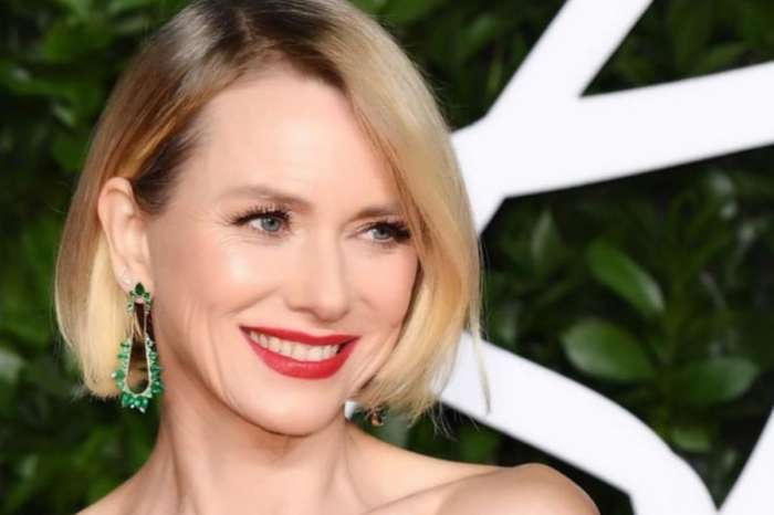 Naomi Watts Is Divine In Black Velvet Burberry Gown And Fernando Jorge Jewels — See Her Red Carpet Look!
