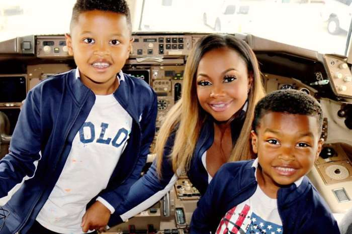 Phaedra Parks' Video Featuring Her Two Boys, Ayden And Dylan, Will Make Your Day
