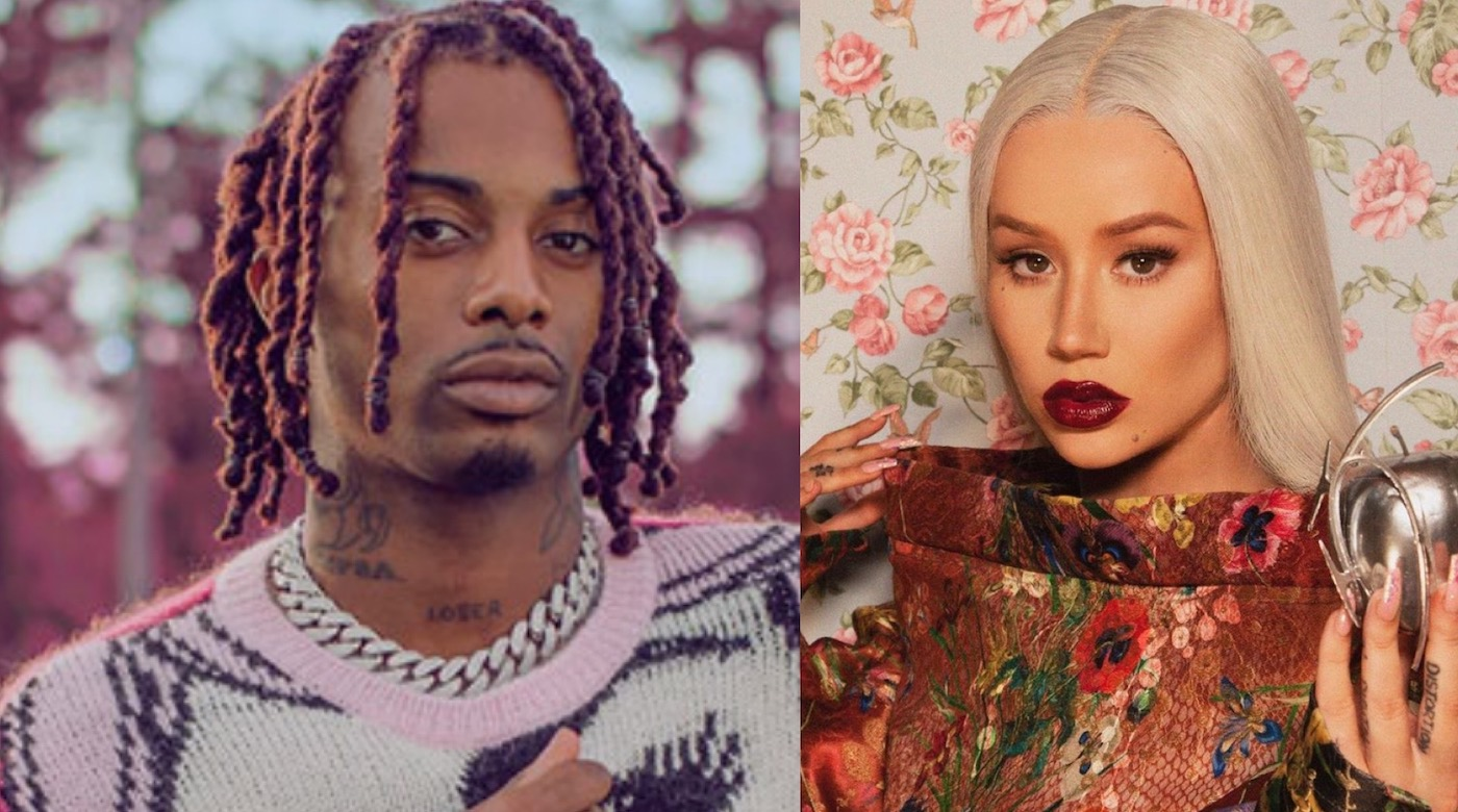 Iggy Azalea And PlayBoi Carti Are Reportedly Expecting A Baby!